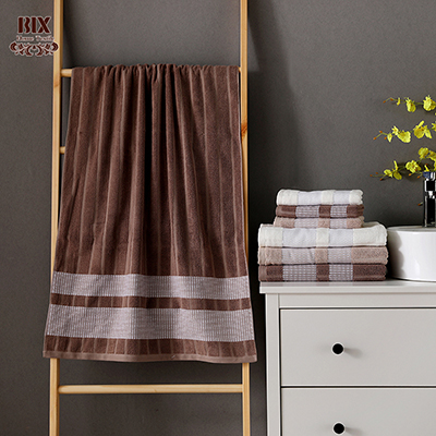 Pure Cotton Turkish Towel Luxury Style for Home Hotel Use